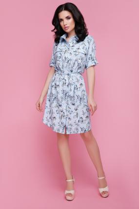 Платье-рубашка Стамбул  1003
