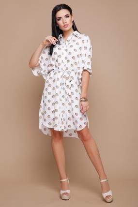 Туніка - сукня  Іспанка 1061