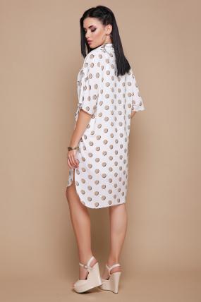 Туніка - сукня  Іспанка 1063