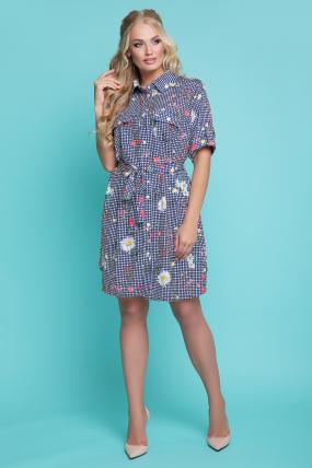 Платье - рубашка Стамбул  1083