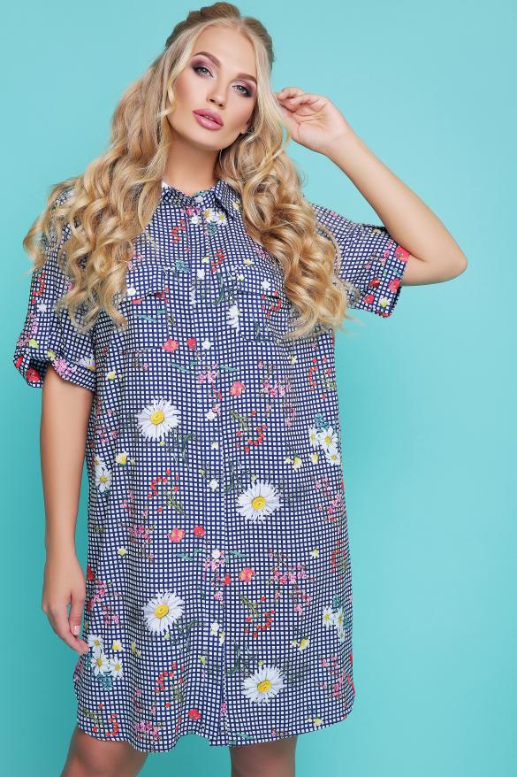 Платье - рубашка Стамбул