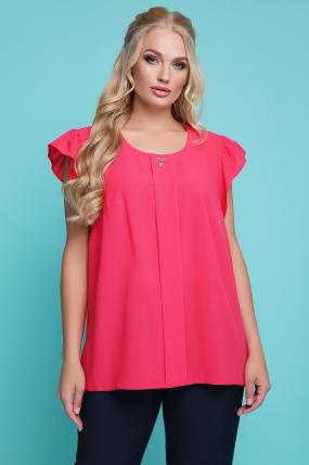 Блуза Тюльпан (коралловый) 1146