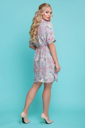 Платье - рубашка Стамбул  1161