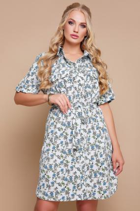 Платье - рубашка Стамбул  1168