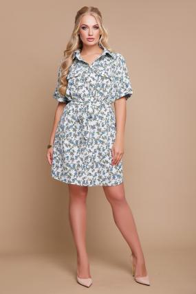 Платье - рубашка Стамбул  1169
