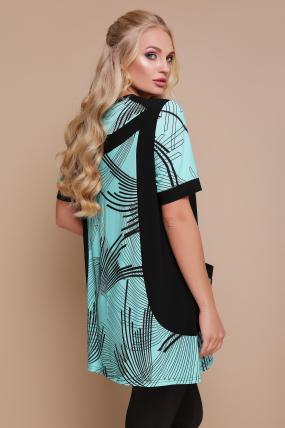Блуза Тюльпан (кораловий) 1182