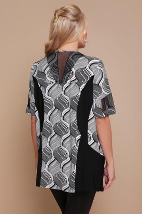 Блуза Тюльпан (кораловий) 1196