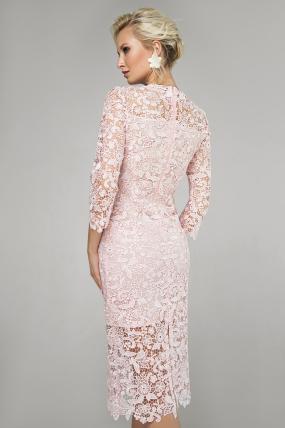 Сукня Моніка персик 1363
