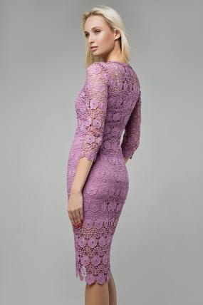 Платье Моника розовый 1415
