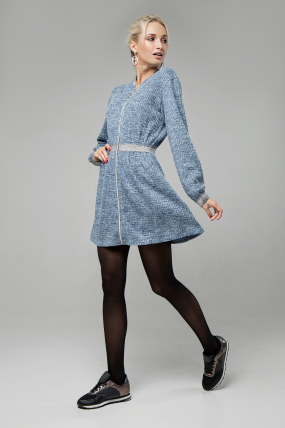Сукня Тіара блакитний 1425