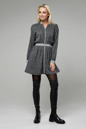 Сукня Тіара чорний 1428