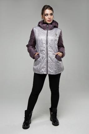 Куртка В 117 сиреневый