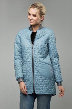Куртка В 121 голубой