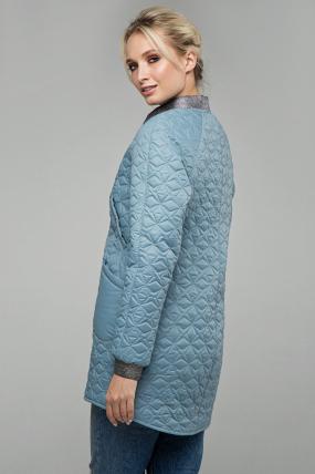 Куртка В 121 голубой 1550