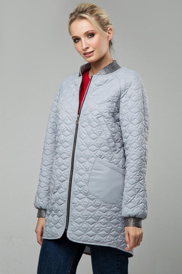 Куртка В 121 стальной