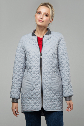 Куртка В 121 стальной 1555