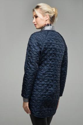 Куртка В 121 темно-синій 1563