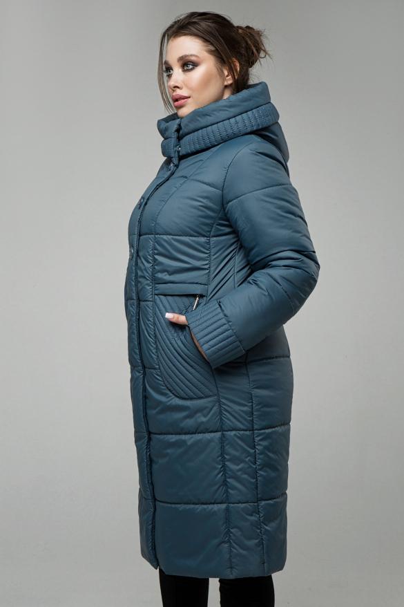 Пальто В 72 джинс