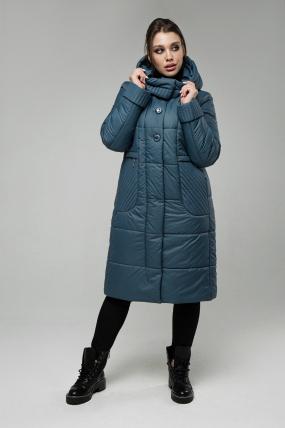 Пальто В 72 джинс 1568