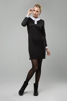 Платье Кетти черный
