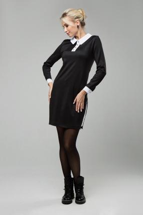 Сукня Кетті чорний 1591