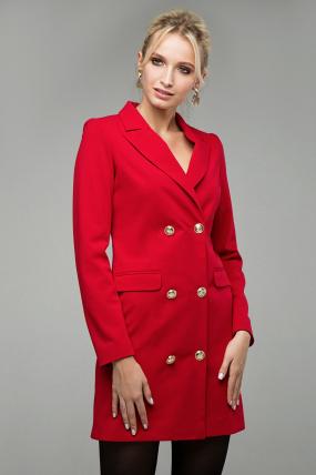 Платье Венеция красный