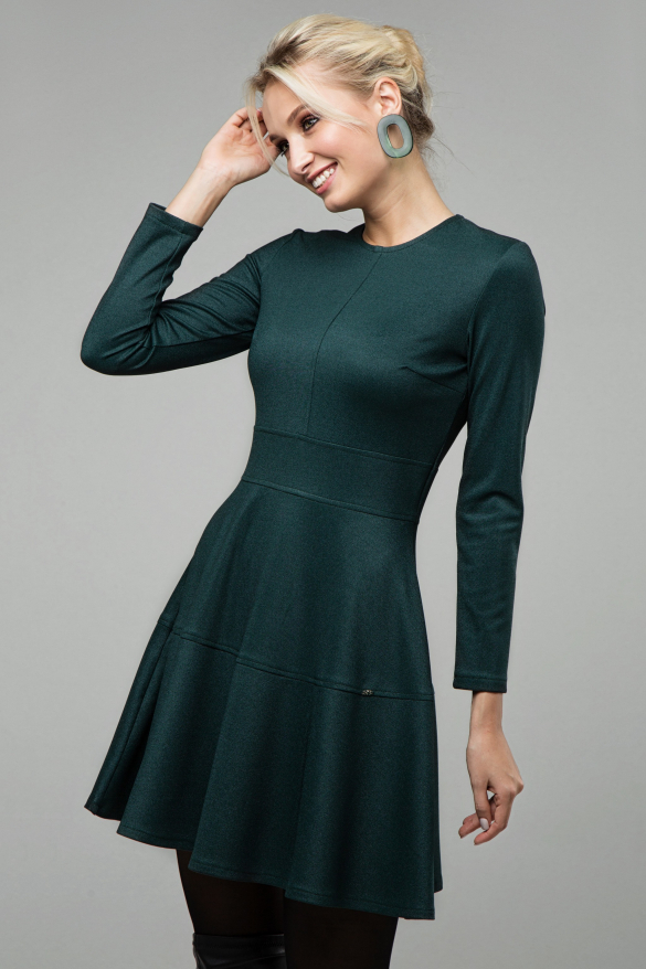 Сукня Тая смарагдовий