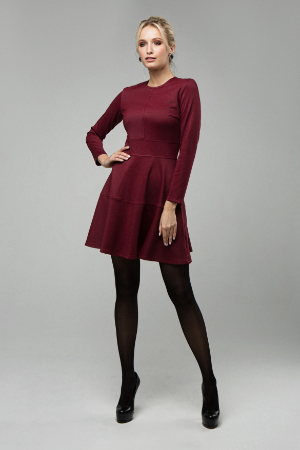 Платье Тая марасала