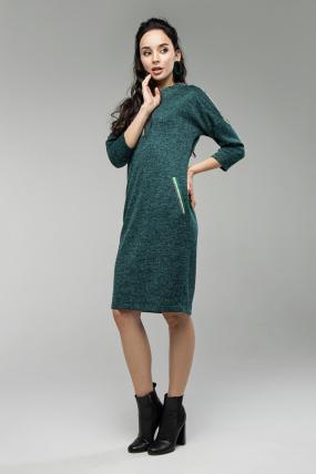 Сукня Ліза смарагдовий