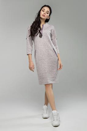 Сукня Ліза пудра 1659