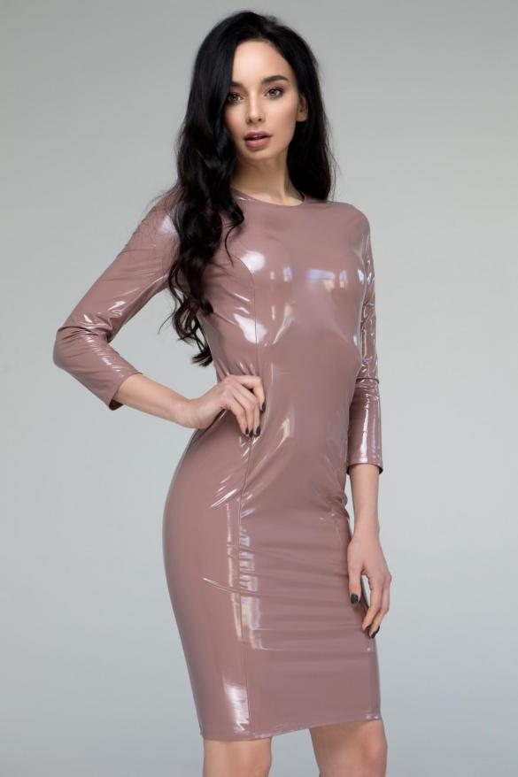 Сукня Лакі пудровий