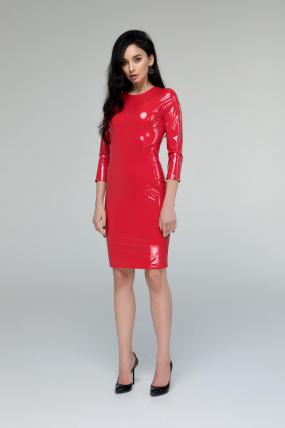 Сукня Лакі червоний 1748