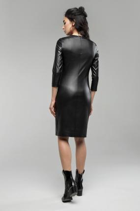 Платье Кейли черный 1755