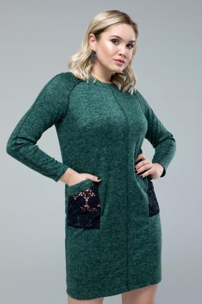 Платье Таиса мята 1814