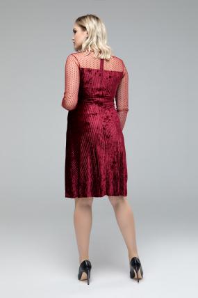 Сукня Діна марсала 1828