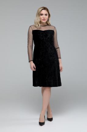 Сукня Діна чорний 1833