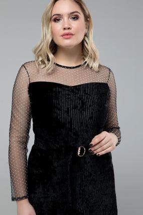 Сукня Діна чорний 1834