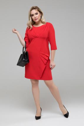 Сукня Евріка червоний