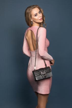 Платье Лолита розовый