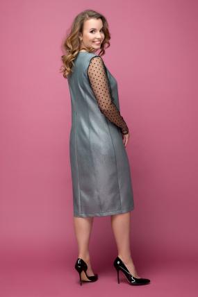 Сукня Тереза срібло 1964