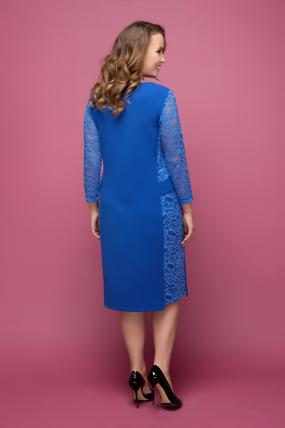 Платье электрик Джулия 2036