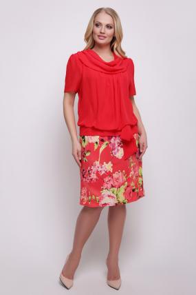 Сукня червона Турція 2ca15ae673265