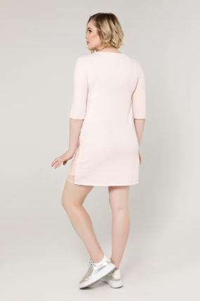 Сукня пудра Меймі 2083
