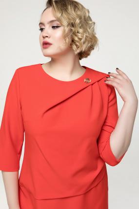 Платье красное Бриллиант 2156