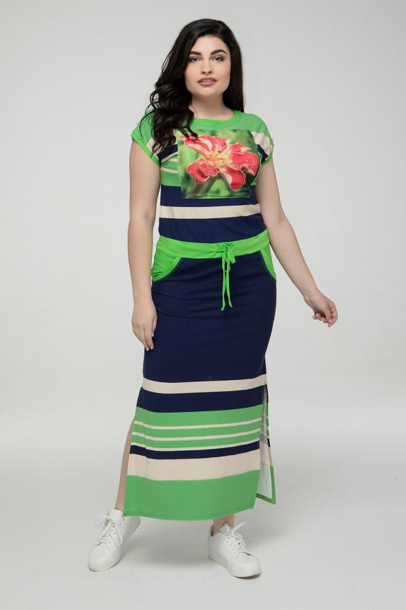 Сукня зелена Міледі