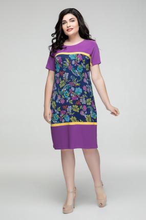 cb9962ca79d Платье сиреневое Эльза