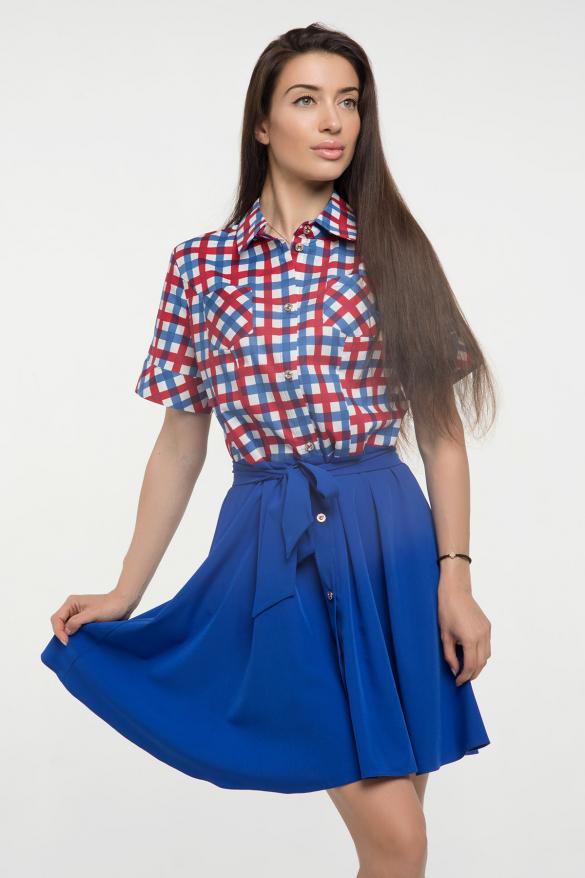 Сукня ультрамарин Версаль