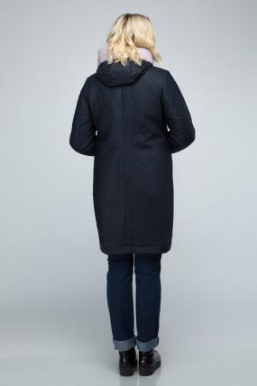 Куртка синяя В 111 2360
