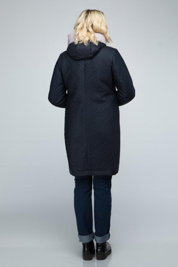 Куртка синя В 111