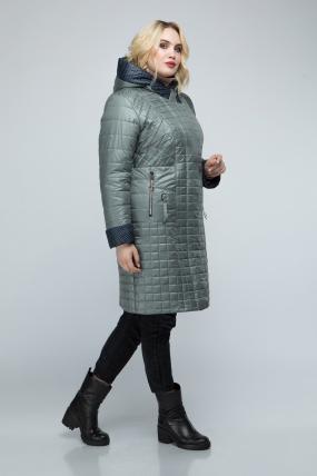 Куртка оливковая В 14 2368